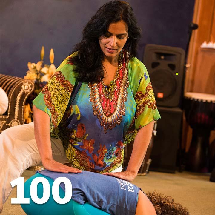 100 Hour Yoga Therapy Training with Kamini Desai
